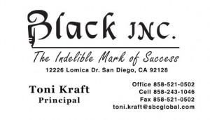 Black inc